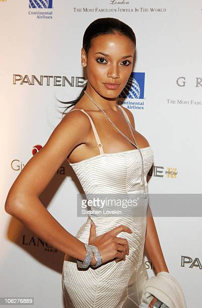 Selita Ebanks during Petra Nemcova Hosts the 'Light of Heart' Gala to Benefit the Happy Hearts Fund at Cipriani's Wall Street in New York City New...