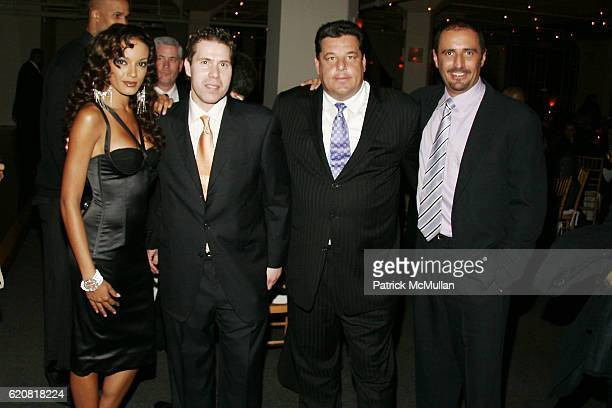 Selita Ebanks Rocco Basile Steve Schirripa and Guest attend CHILDREN OF THE CITY GALA Honoring DAVID TYREE and Hosted by RICHARD JEFFERSON with MC...