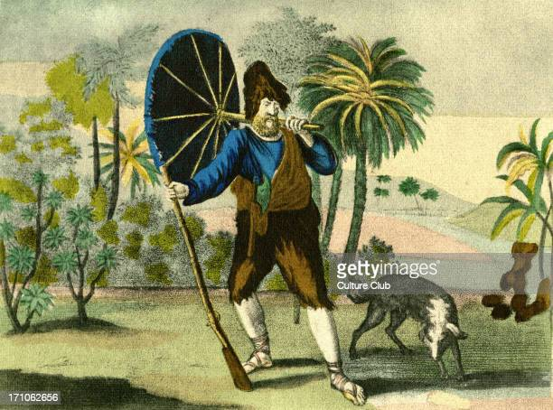 Robinson crusoe foto e immagini stock getty images - Mercredi robinson crusoe ...