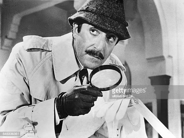 Sellers Peter *Schauspieler GB als 'Inspektor Clouseau' in dem Film 'Der rosarote Panther kehrt zurueck' 1965