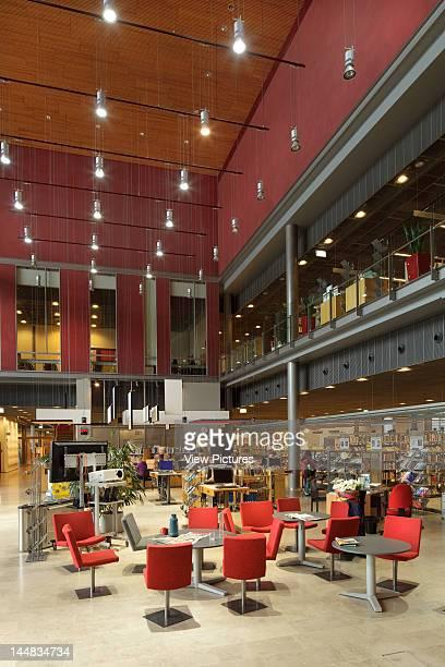 Sello Leppävaara Library Leppävaarankatu Espoo Greater Helsinki Finland Architect Helin Co Arkkitehdit Sello Leppävaara Library Helin Co Arkkitehdit...