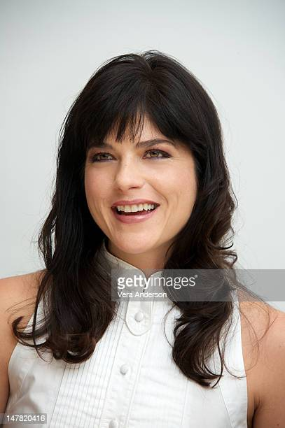 Selma Blair at the 'Anger Management' Press Conference at the Four Seasons Hotel on July 2 2012 in Beverly Hills California
