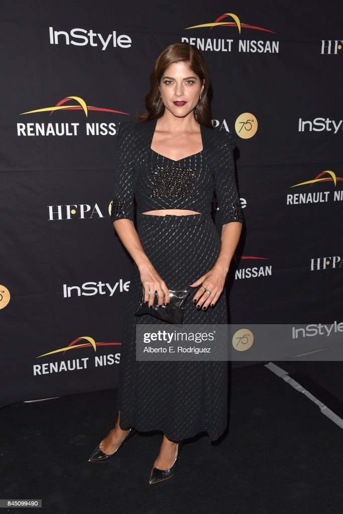 Selma Blair attends the HFPA & InStyle annual celebration of 2017 Toronto International Film Festival at Windsor Arms Hotel on September 9, 2017 in Toronto, Canada.