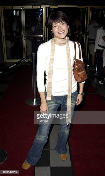 Selma Blair during 2002 Toronto Film Festival 'Spun' Premiere at Uptown 1 in Toronto Ontario Canada