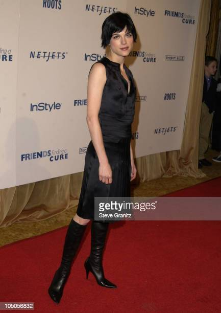 Selma Blair during Producer Brad Grey Honored at Project ALS 'Friends Finding A Cure' at Regent Beverly Wilshire Hotel in Beverly Hills California...