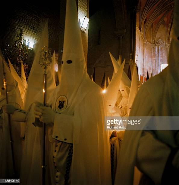 Semana Santa (Easter Week) festivities.