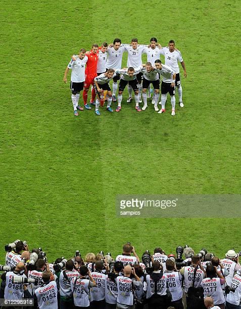 Holger Badstuber Manuel Neuer Toni Kroos Mario Gomez Sami Khedira Jerome Boateng vvl Philipp Lahm Lukas Podolski Bastian Schweinsteiger Mesut Özil...