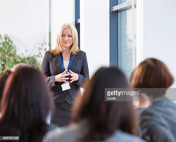Seminar for women
