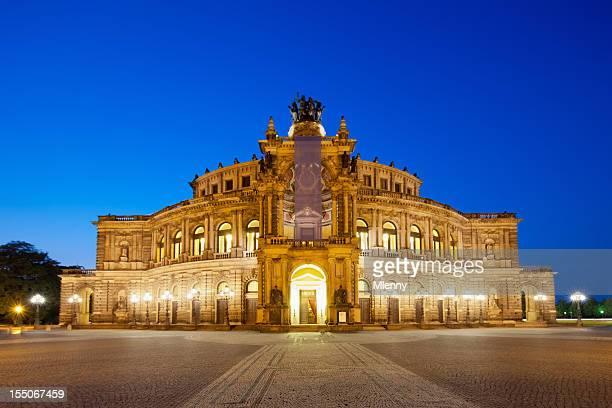 SEMPEROPER Dresden, Deutschland