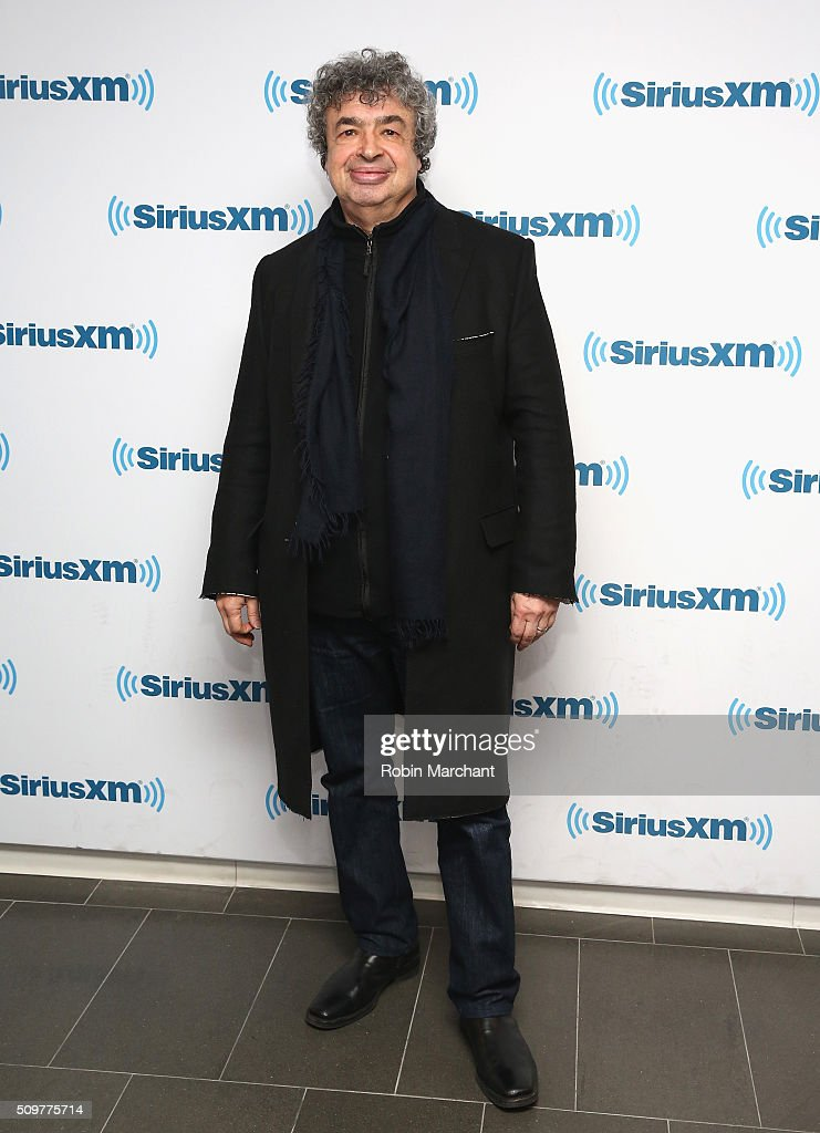 Semyon Bychkov visits at SiriusXM Studios on February 12, 2016 in New York City.