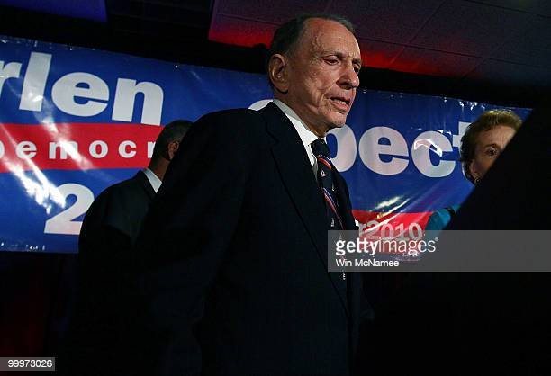 arlen spector Arlen specter (february 12, 1930 – october 14, 2012) was an american lawyer, author, and politician who served as united states senator for pennsylvania .
