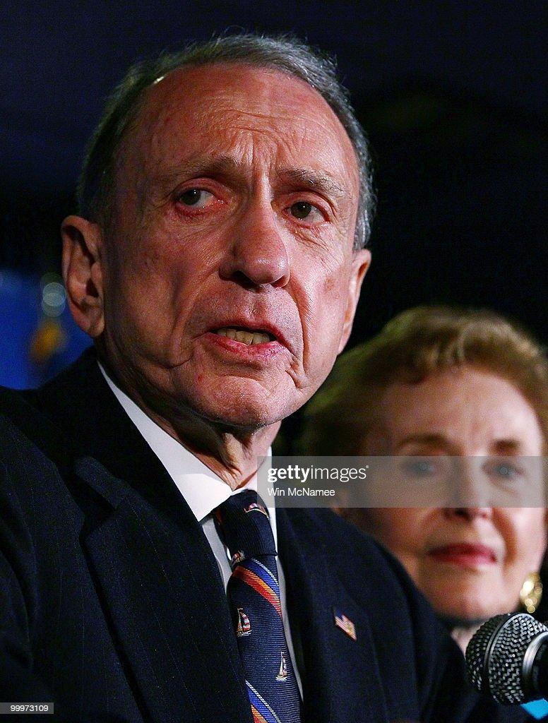 Arlen Specter Loses Senate Bid In Democratic Primary