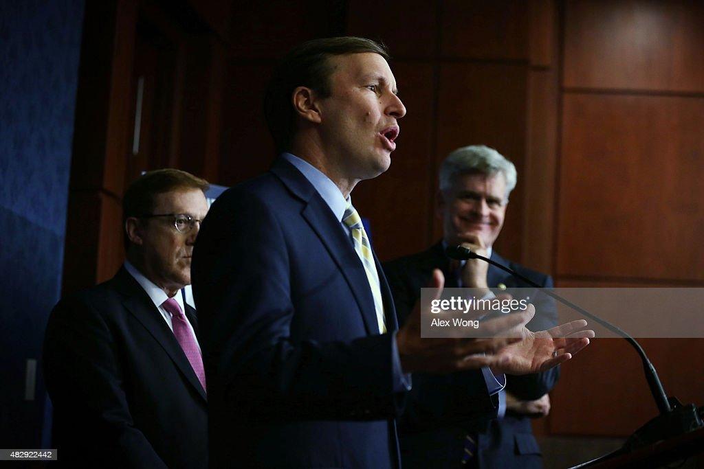 Senators Cassidy And Murphy Discuss Mental Health Reform Act Of 2015