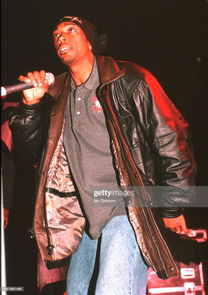 Sen Dog of Cypress Hill performing on stage at The Forum Kentish Town London 23 April 1996