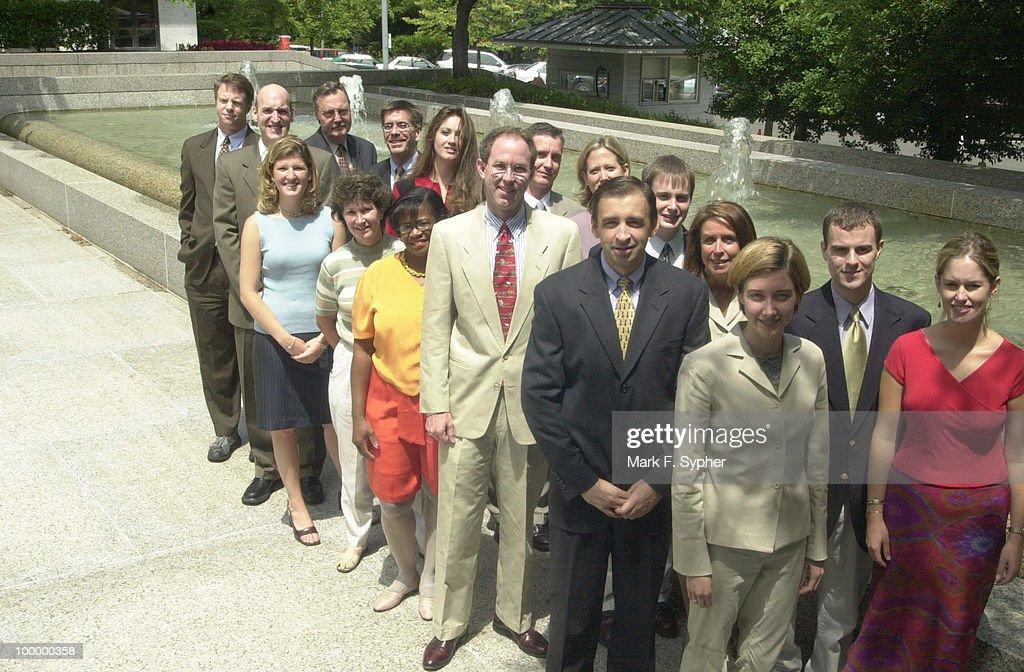 Sen. Jim Jefford's staff.
