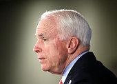 John McCain Delivers Address On War In Afghanistan