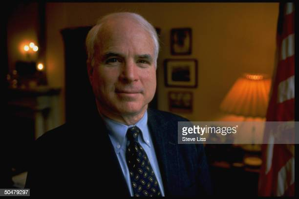 Sen John McCain in office