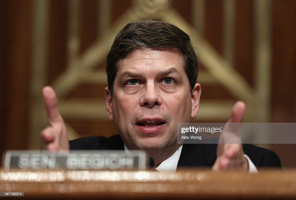 Shaun Donovan Testifies At Senate Hearing On Recovery After Hurricane Sandy