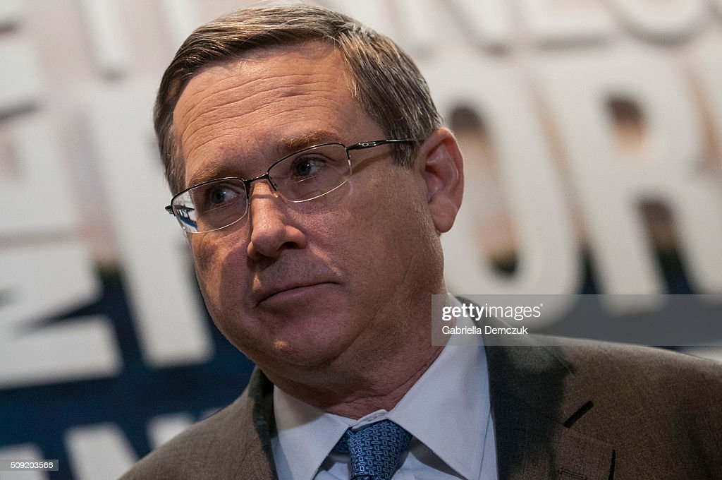 Sen. <a gi-track='captionPersonalityLinkClicked' href=/galleries/search?phrase=Mark+Kirk&family=editorial&specificpeople=2707485 ng-click='$event.stopPropagation()'>Mark Kirk</a> (R-IL) attends the unveiling of a multi-state program to combat opioid abuse in the U.S. at a Walgreens store on February 9, 2016 in Washington, DC. More than 500 Walgreens drugstores will have safe medication disposal kiosks installed, and livesaving opioid antidote naloxone will be made available without prescription in 35 states throughout the U.S.