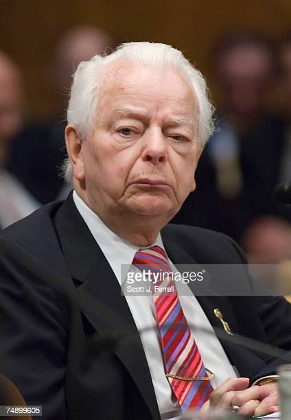 Sen Robert C Byrd DWVa during the markup of the fiscal 2008 budget resolution Conrad's proposed fiscal 2008 budget resolution would include a fund of...