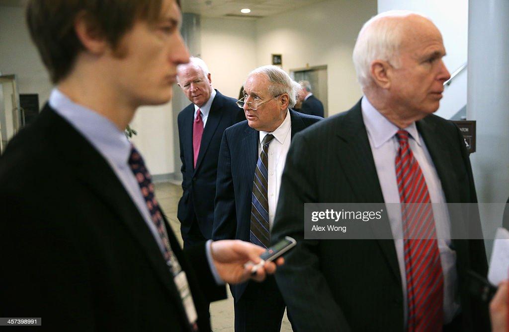 Senate Agrees To Bring Budget Debate To Final Vote