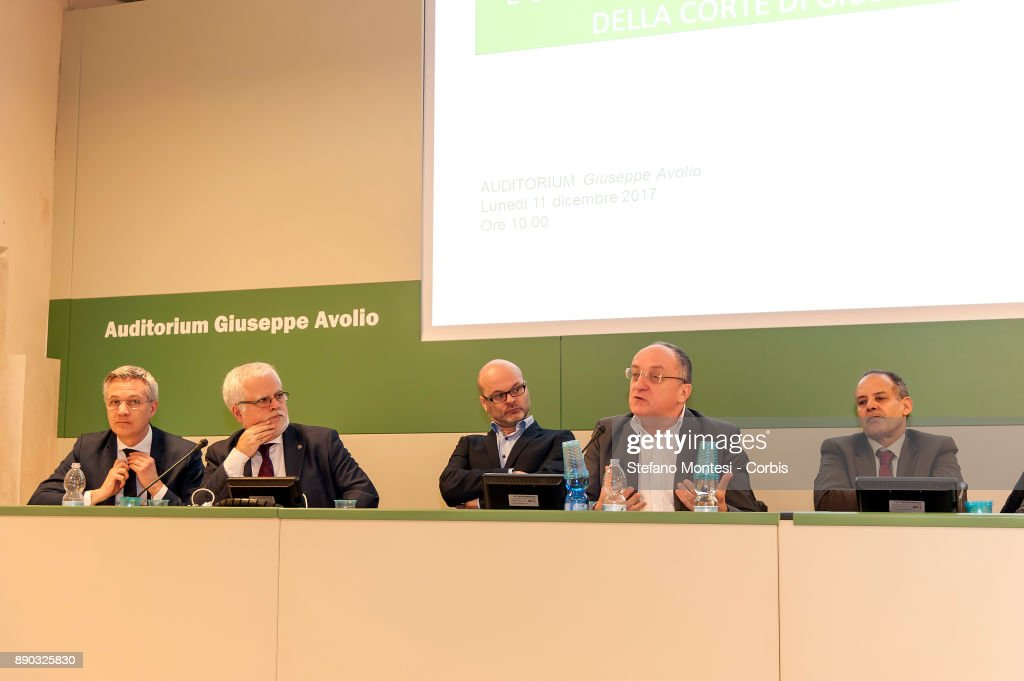 Convention On The Natural Resources Of The Western Sahara Held In Rome
