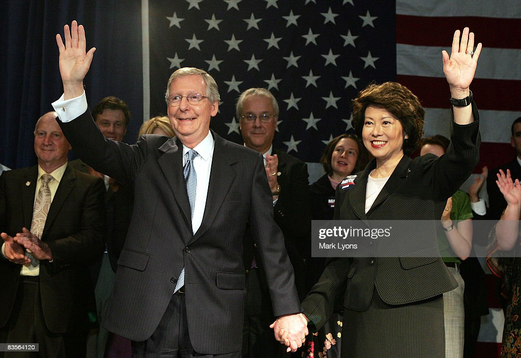 Mitch McConnell Defeats Challenger In Senate Race
