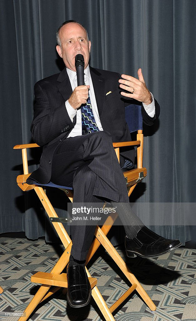 Senate President pro tem Darrell Steinberg attends the screening of 'Gods and Gays' a documentary by Lisa Ling at the CarCA S, Courage tre at the Sony Pictures Studios on June 27, 2013 in Culver City, California.