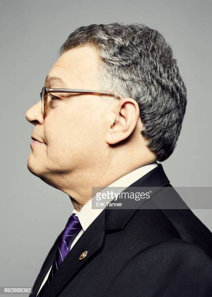 Senator Al Franken is photographed at the 76th Annual Peabody Awards at Cipriani Wall Street on May 20 2017 in New York City