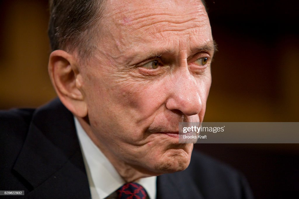 Senator Arlen Specter speaks at a news conference in Washington Specter of Pennsylvania switched parties with a suddenness that stunned the Senate a...