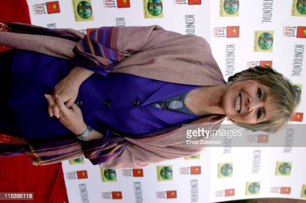 Senator Barbara Boxer during First Star's Annual 'Celebration For Children's Rights' Arrivals at Private Residence in Beverly Hills California United...
