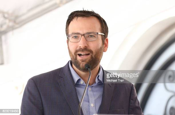 Senator Ben Allen attends the ceremony honoring Jason Bateman with a Star on The Hollywood Walk of Fame held on July 26 2017 in Hollywood California
