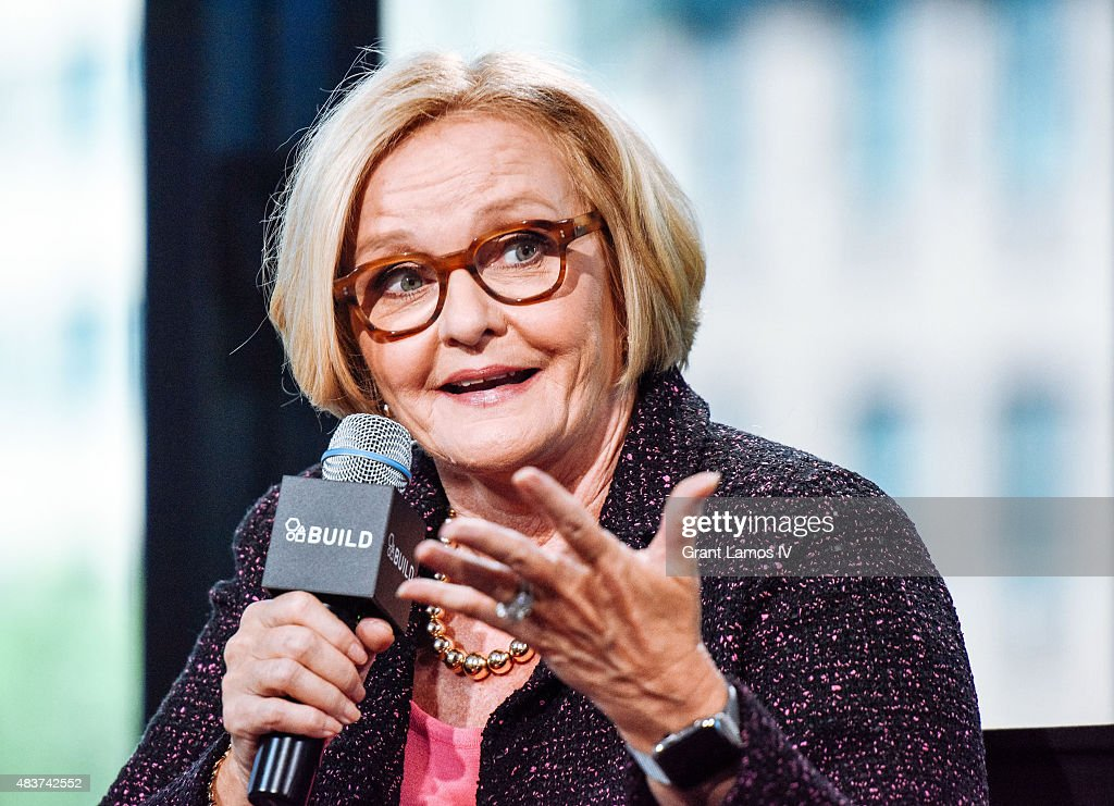 U.S. Senator Claire McCaskill attends the AOL Build Presents: 'Plenty Ladylike' at AOL Studios in New York on August 12, 2015 in New York City.