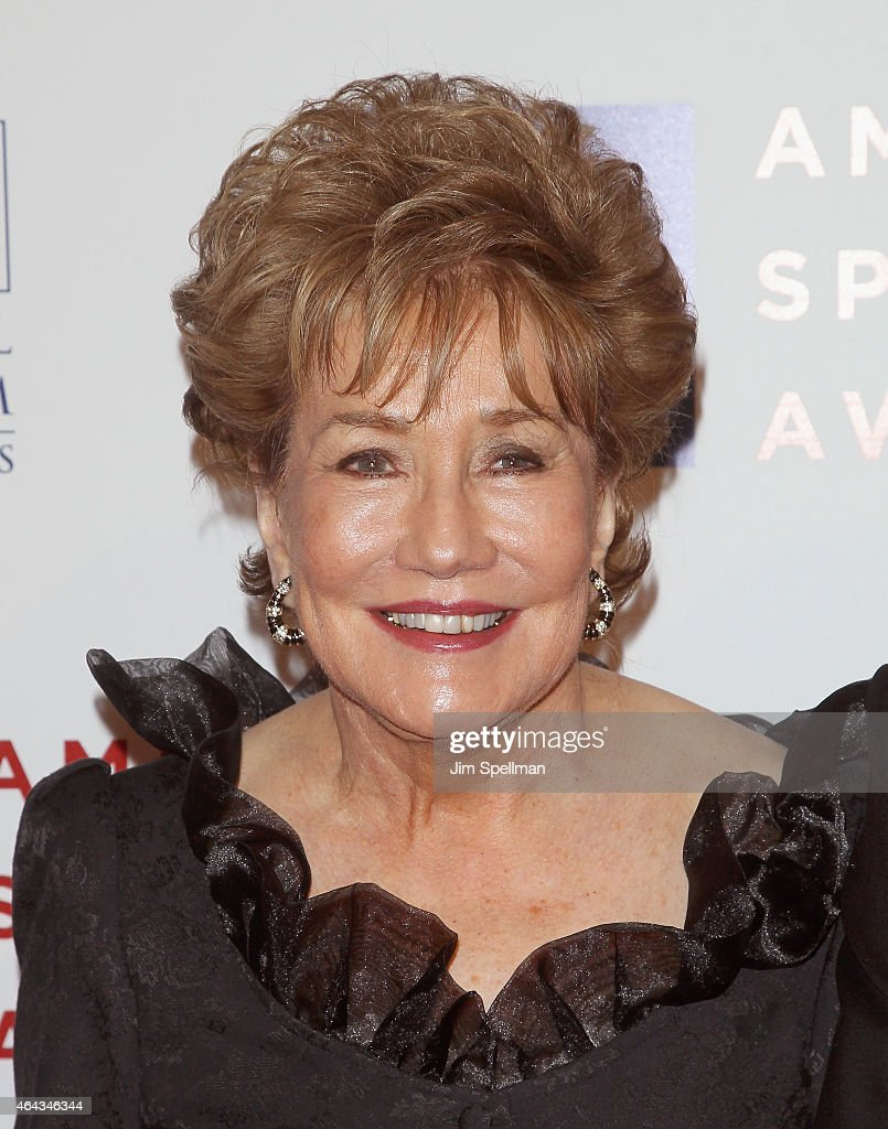 Senator Elizabeth Dole attends the 2015 National WWII Museum's American Spirit Award gala at Cipriani Wall Street on February 24, 2015 in New York City.