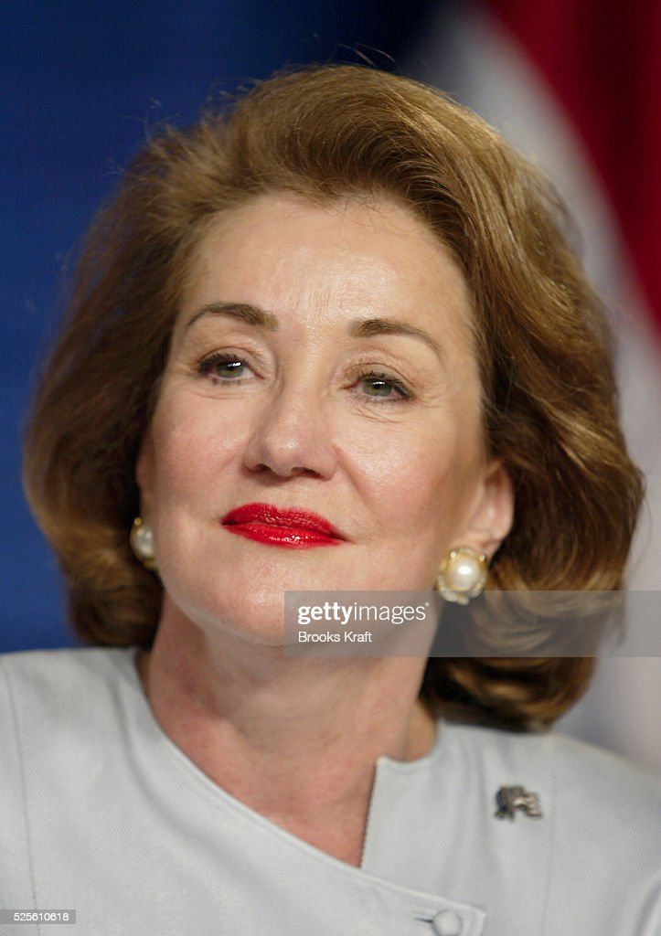 Senator Elizabeth Dole is a Republican senator from North Carolina and the wife of former Senator and presidential candidate Bob Dole.