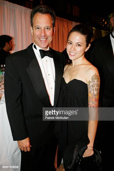 Senator Eric T Schneiderman and Erin Baiano attend NEW YORK CITY OPERA's FALL FETE A French Celebration at New York State Theater on October 2 2007...