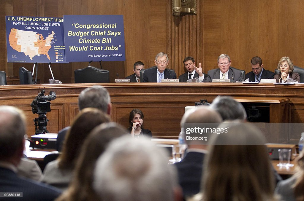 Senate Committee Holds Hearing On Clean Energy Jobs And The US Power Act