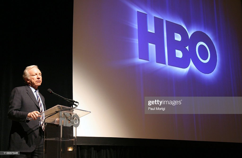 Senator Joe Lieberman at the premiere screening of the HBO documentary 'Too Hot Not Too Handle' in Washington DC The documentary illustrates the...