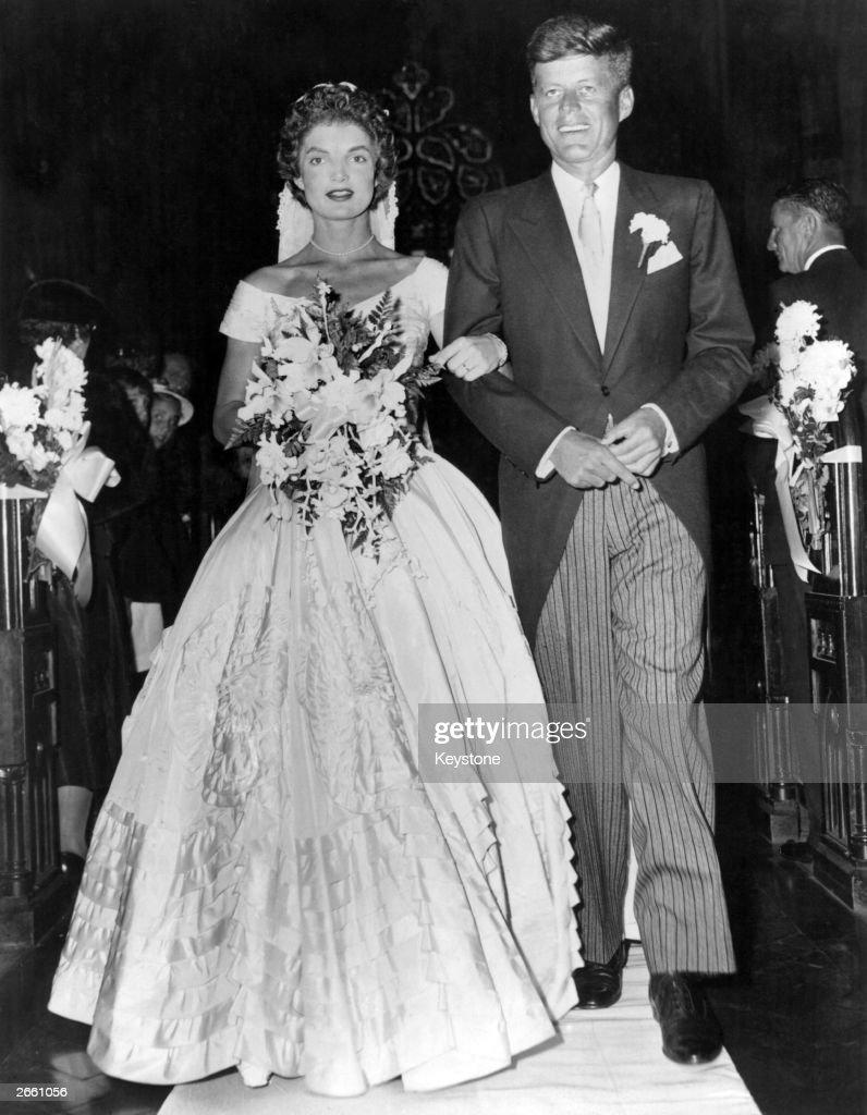 60 Years Since U.S. Senator John F. Kennedy Married Jacqueline Lee Bouvier