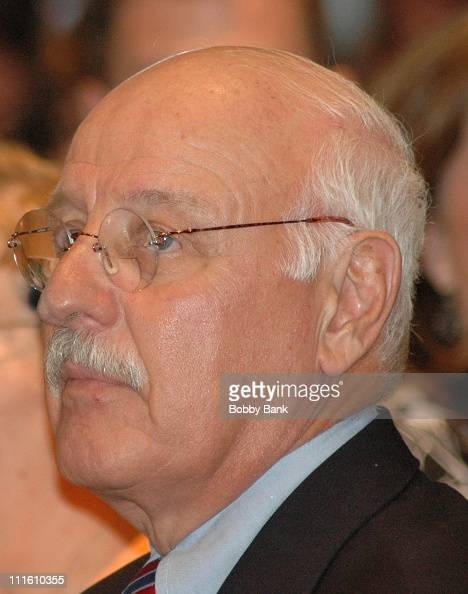 Senator Kenneth LaValle during Comedy Festival for benefit Cody Center for Autism at Stony Brook University in Stony Brook New York United States