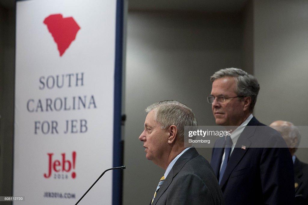 Senator Lindsey Graham Endorses Republican Presidential ...