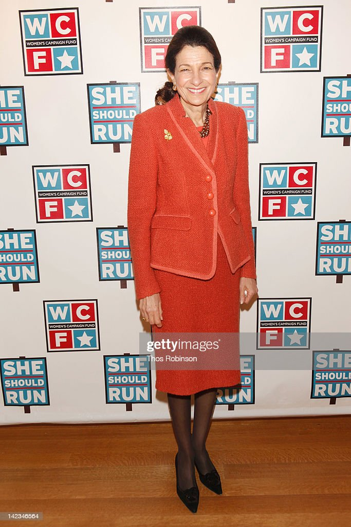 Senator Olympia Snowe attends the 32nd Annual Women's Campaign Fund Parties of Your Choice Gala at Christie's on April 2, 2012 in New York City.
