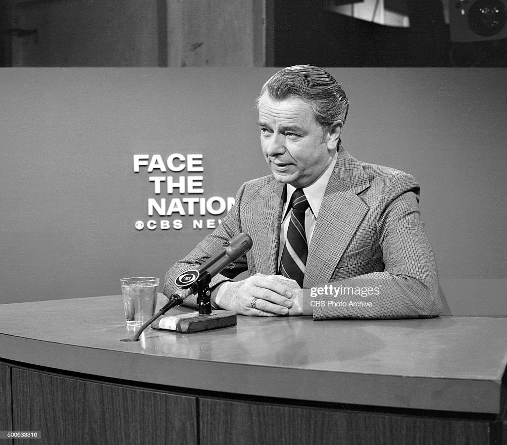 "CBS's ""Face The Nation"" - Archive"