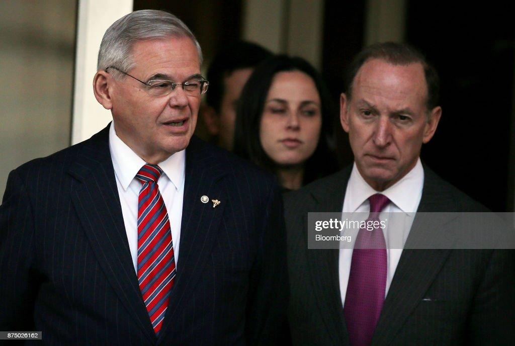 MenendezCase Ends In Mistrial Dealing Blow To U.S. Prosecutors