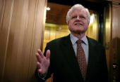 Senate Holds Cloture Vote On Alito Nomination