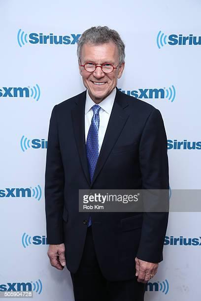 Senator Tom Daschle visits at SiriusXM Studios on January 20 2016 in New York City