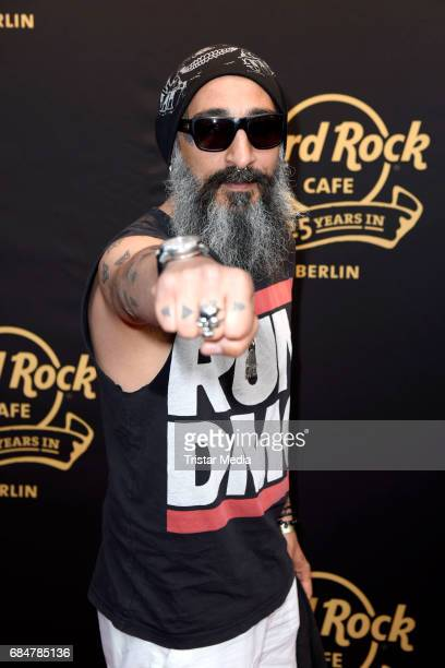 Senay Gueler attends the 25th anniversary celebration at Hard Rock Cafe Berlin on May 18 2017 in Berlin Germany