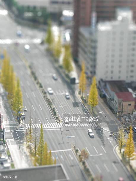 Sendai Tilt Shift