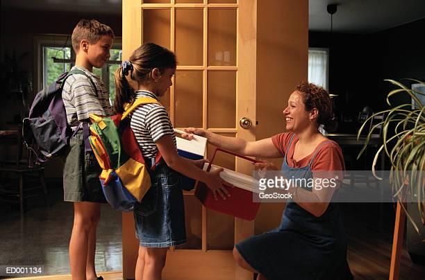 Sending Children Off to School