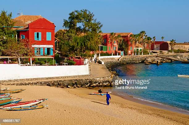 Senegal, Island of Goree
